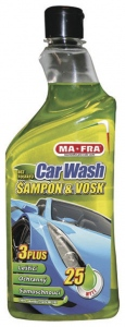 CAR WASH šampon a vosk 750 ml